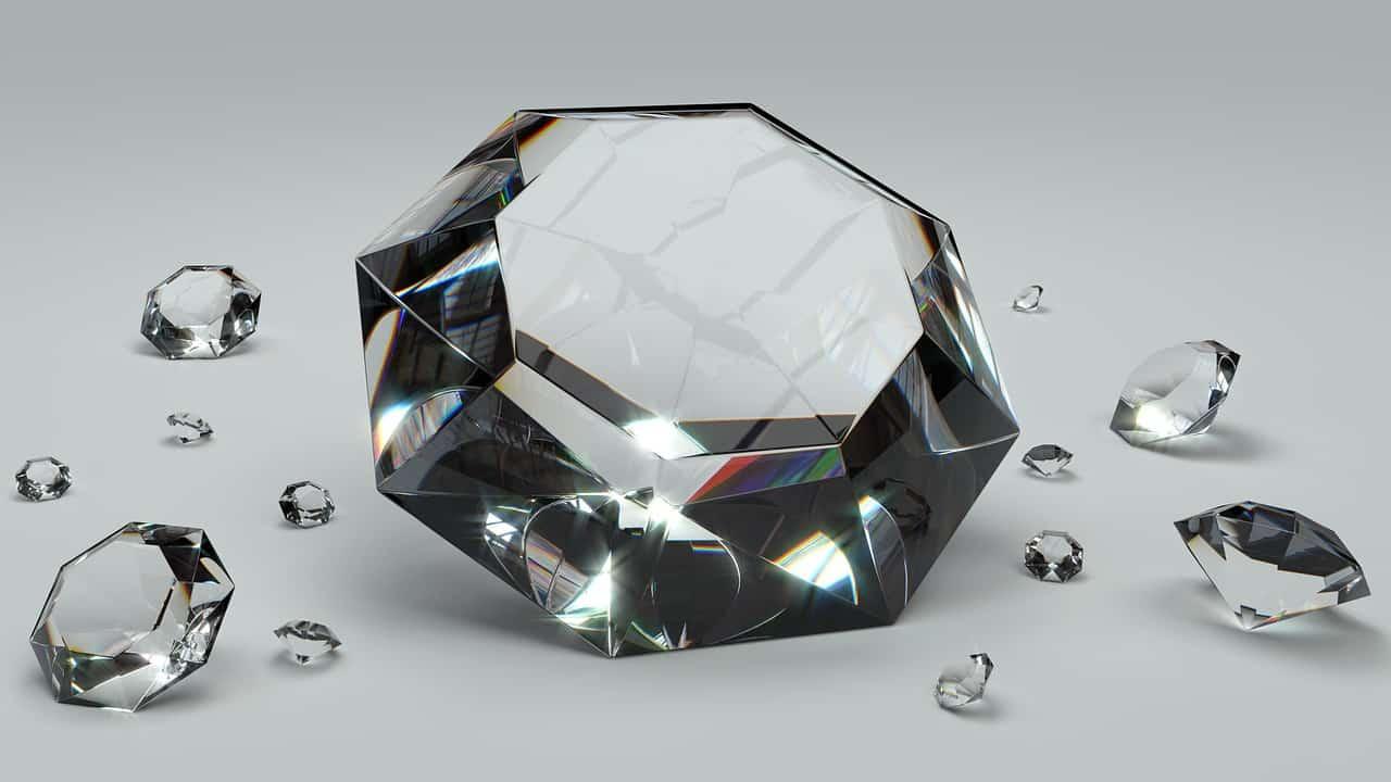 תכשיטים שעושים את ההבדל - יהלום גדול